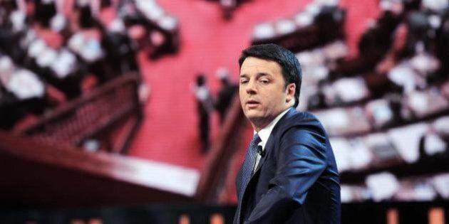Matteo Renzi comincia a ragionare senza Silvio. Ministero del sud, un amo lanciato ai senatori del Gal...