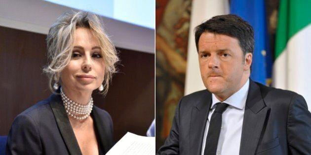 Marina Berlusconi attacca Matteo Renzi: