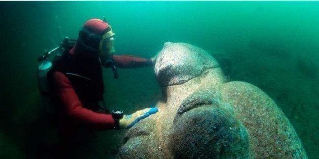 L'Atlantide d'Egitto riemersa dalle acque finalmente si mostra al pubblico: i tesori saranno esposti...