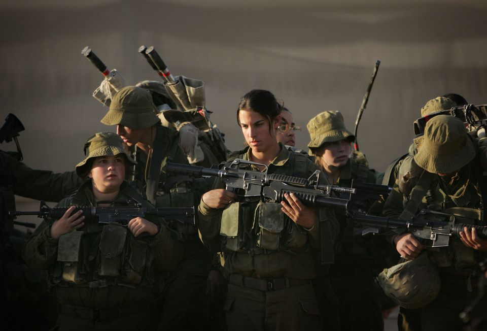 The image of the gun-toting Israeli woman warrior is widely seen as the prototype of a gender-blind military. Reality is diff