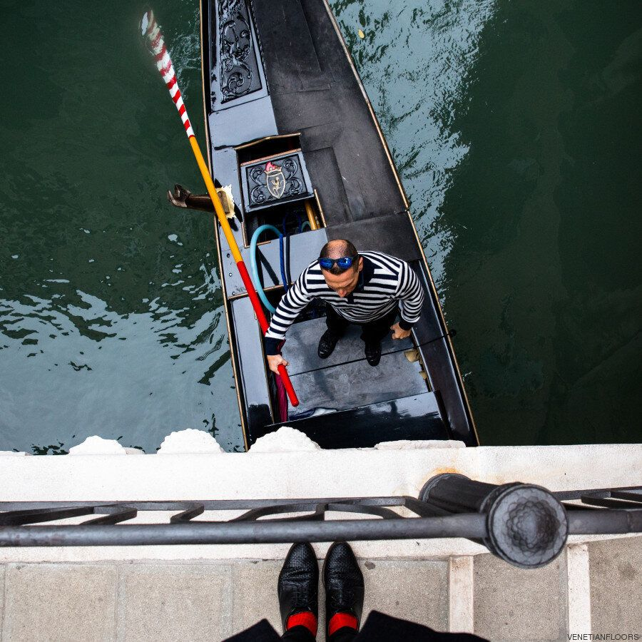 Venezia vista dal fotografo Sebastian Erras.