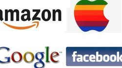 Cosa lega Apple, Google, Facebook e Amazon? Sono idee di