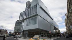 Ecco il Whitney Museum ispirato all'Acquario di