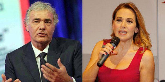 Massimo Giletti e Barbara D'Urso, è amore? Le voci si rincorrono, ma lei dice: