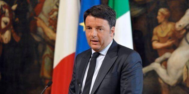Matteo Renzi a Otto e Mezzo: