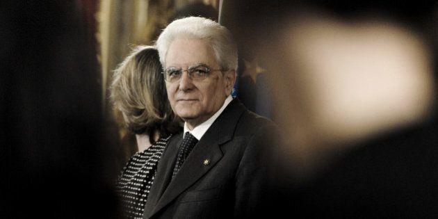 Sergio Mattarella, il 25 aprile ultima pausa prima della bufera