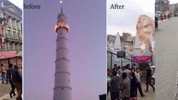Nepal, terremoto nella regione di Kathmandu. Crolla torre patrimonio dell'Unesco, valanghe