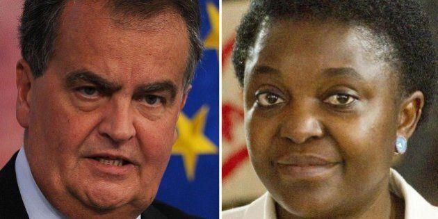 Offese Roberto Calderoli a Cecile Kyenge, il Pd lo