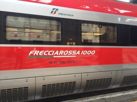 Sergio Mattarella inaugura il nuovo Frecciarossa 1000. In due ore da Milano a