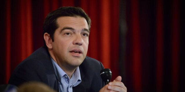 Alexis Tsipras at the Subversive festival - Zagreb, copyright - Robert