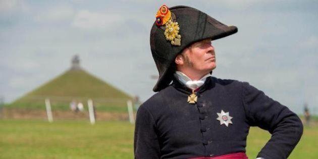 Commemorare Waterloo, 200 anni dopo.
