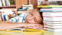 #TuttaUnAltraScuola, se il sonno facilita l'apprendimento spostiamo gli orari delle lezioni