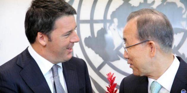 Ban Ki-moon, l'irritazione dell'Onu per il vertice sull'immigrazione. Il segretario a Roma tra Papa Francesco...