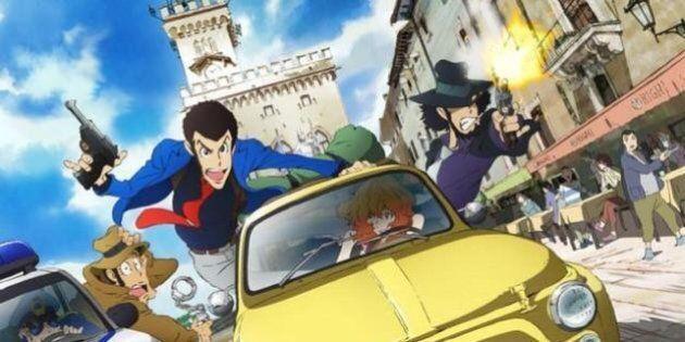 Lupin III torna in tv. La nuova serie ambientata tra l'Italia e San Marino