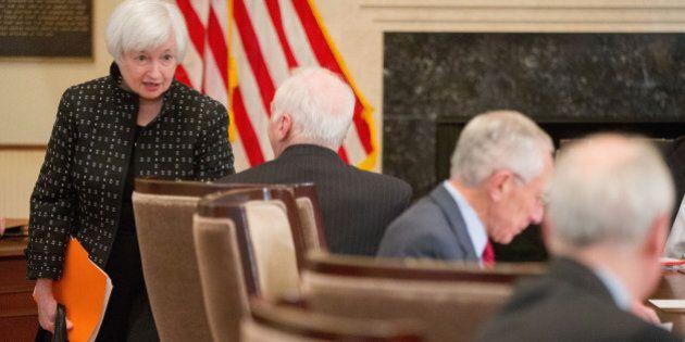 Fed, Janet Yellen;