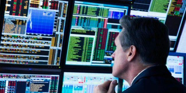 Borse europee giù, bruciati 140 miliardi. Milano -2,65%. Giornata difficile dopo la decisione della Fed...