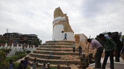Terremoto del Nepal: la torre di