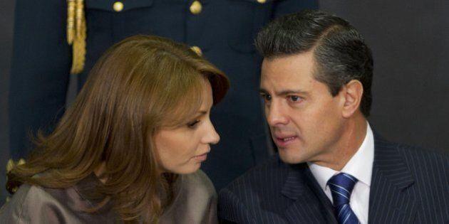 Messico, Pena Nieto nei guai per gli sprechi della First Lady. Viaggi col truccatore e casa extra