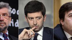 Renzi insiste: al posto di Speranza un capogruppo di minoranza. I nomi di Damiano o