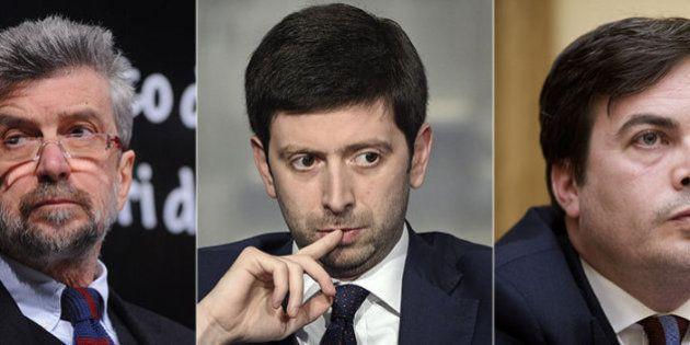 E Matteo Renzi chiude la 'pratica Speranza'. Ma non rinuncia al capogruppo di minoranza: Damiano o