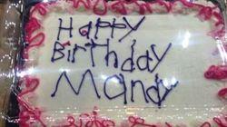 Questa torta è