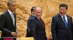 Tre attori sul palcoscenico cinese. Xi Jinping batte Obama sul libero