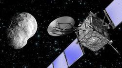 Forza Rosetta! Per la prima volta qualcosa costruito dall'uomo atterra su una