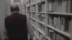 La passeggiata di Umberto Eco nel