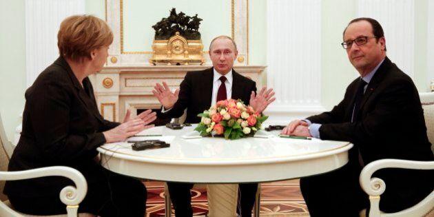 Ucraina, Russia: