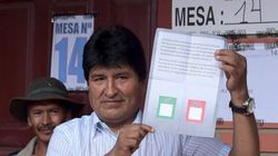 Evo Morales verso la