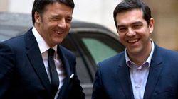 Matteo Renzi corteggia Tsipras per il Pse. No del greco che però sarà al vertice progressista di Parigi a