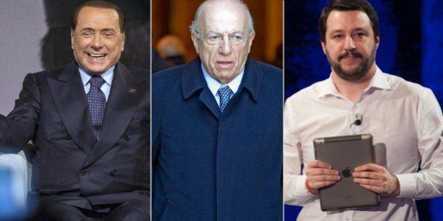 Patto del Nazareno, Fedele Confalonieri va ad Arcore per stoppare il nuovo asse fra Silvio Berlusconi...