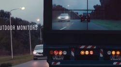 Guardare un Tir in autosrtrada avrà tutto un altro