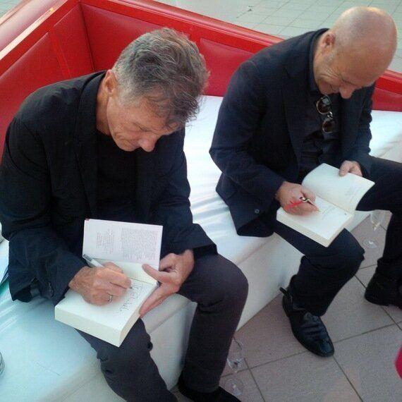 Che coppia! Michael Cunningham e Richard Flanagan, un Pulitzer e un Man Booker Prize insieme a