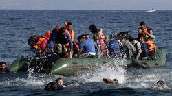 Naufragio a Lesbo, scontro gommone-traghetto nell'Egeo: decine di morti e