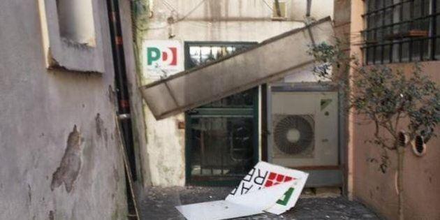 Sede Pd Trastevere devastata, Matteo Orfini: