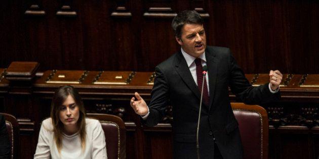 Italicum, Matteo Renzi valuta ipotesi colpo di scena: voto di fiducia già mercoledì 29