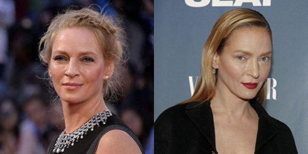 Uma Thurman rifatta? La chirurgia estetica trasforma il volto della musa e compagna di Quentin Tarantino