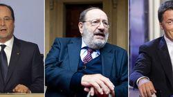 Renzi invita Umberto Eco al pranzo con Hollande all'Expo: urge l'approfondimento