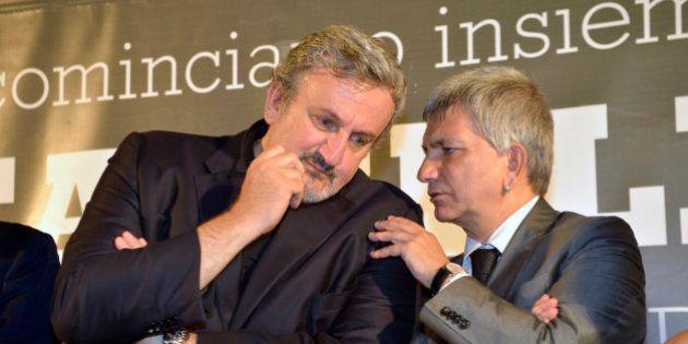 Regionali Puglia, Michele Emiliano inaugura di fatto il Partito della Nazione. L'ex calciatore Moriero...