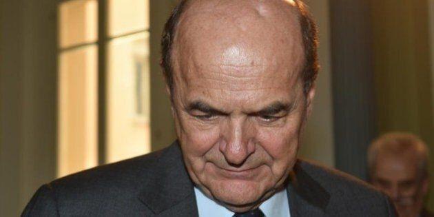 Italicum, Pier Luigi Bersani verso il non voto.