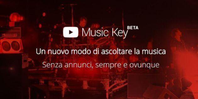 Youtube a pagamento e senza spot: da lunedì lancia il suo servizio di musica in abbonamento, primi sei...