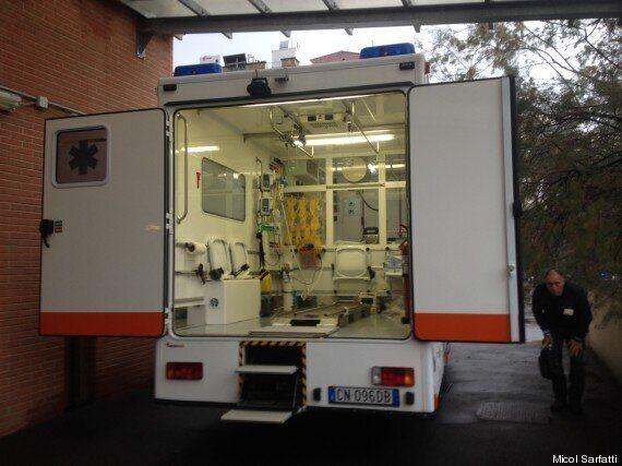 Ebola, primo malato arriva a Milano, ma è solo una simulazione: