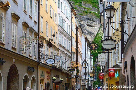Tutti i motivi per cui visitare Salisburgo (a parte