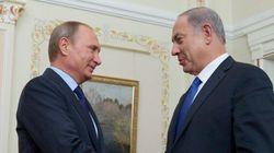 Netanyahu vola a Mosca per discutere di Siria. Putin lo