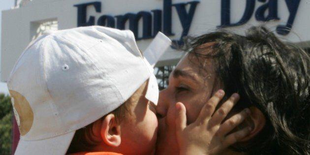 Family Day, Franco Grillini (Arcigay):