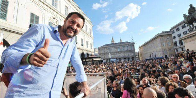 Lega, Matteo Salvini punta su una squadra di prof e corteggia Beppe Grillo per lanciare l'assalto a Renzi...