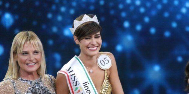 Miss Italia Alice Sabatini: