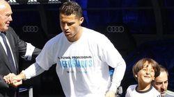 Se una giornalista ti fa lo sgambetto Cristiano Ronaldo ti porta in