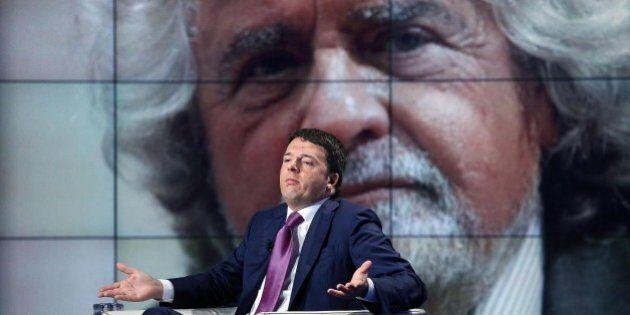 Sondaggio Demos, Pd in netto calo, M5S in forte ascesa: solo sei punti li dividono. Forza Italia e Lega...